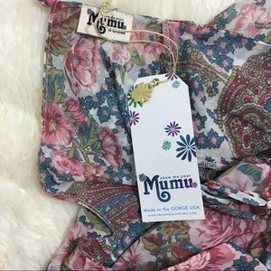 Show Me Your MuMu Pants - Show Me Your Mumu Tillie Tie Romper Paisley XL